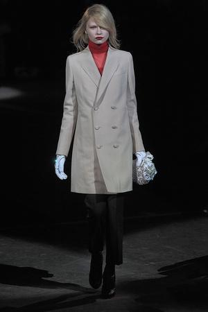 Показ Givenchy коллекции сезона Осень-зима 2010-2011 года Prêt-à-porter - www.elle.ru - Подиум - фото 156188