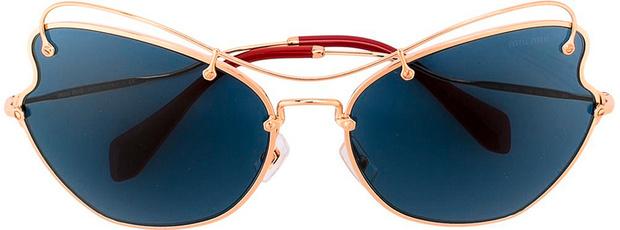 Солнцезащитные очки, Miu Miu.