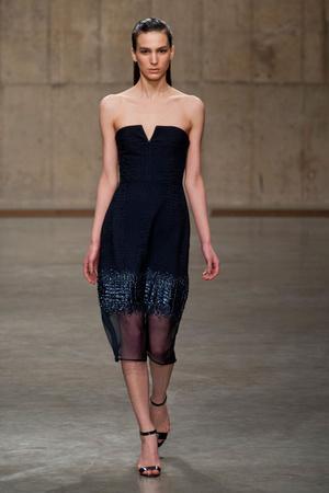 Показы мод Richard Nicoll Осень-зима 2013-2014 | Подиум на ELLE - Подиум - фото 762