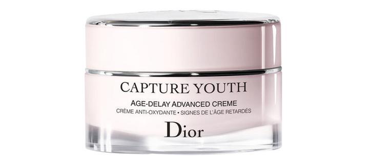 Кара Делевинь стала лицом новой линии средств ухода Dior Capture Youth фото [2]