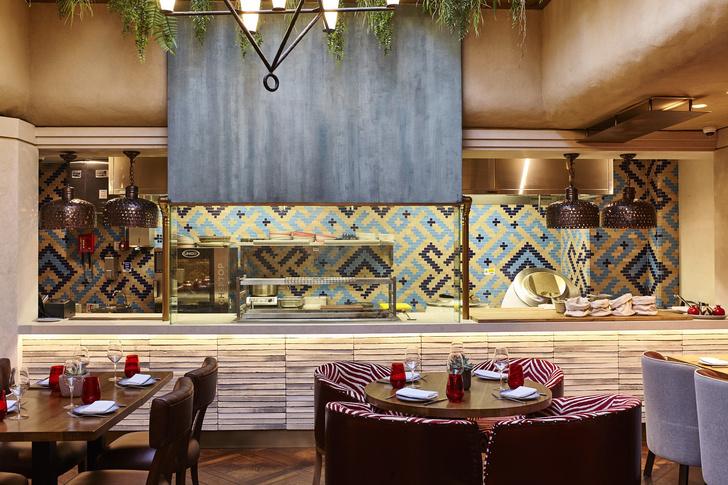 Ресторан OSH в Лондоне: проект Ирины Глик (фото 14)