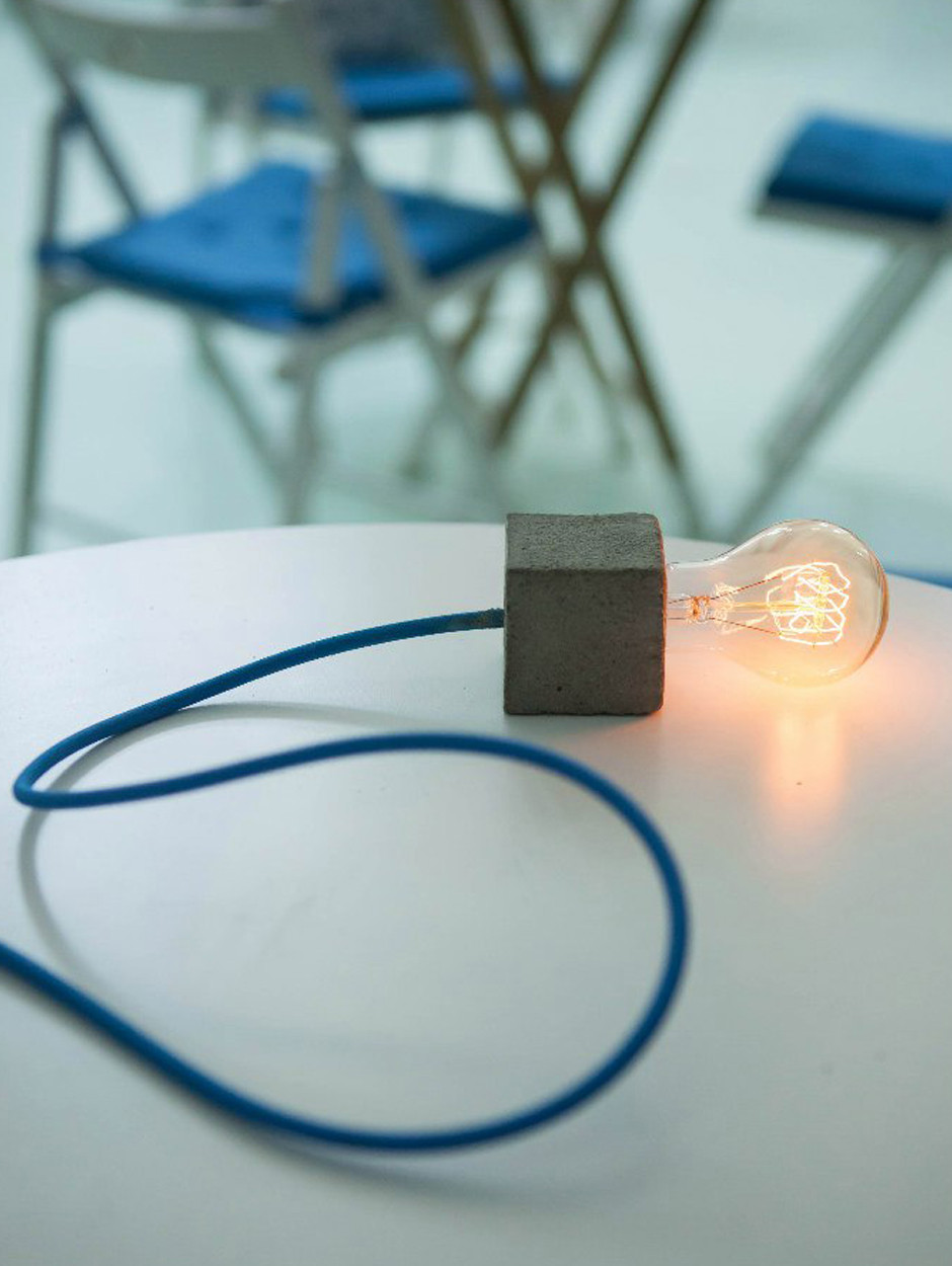 Бетонные светильники | галерея [2] фото [4]