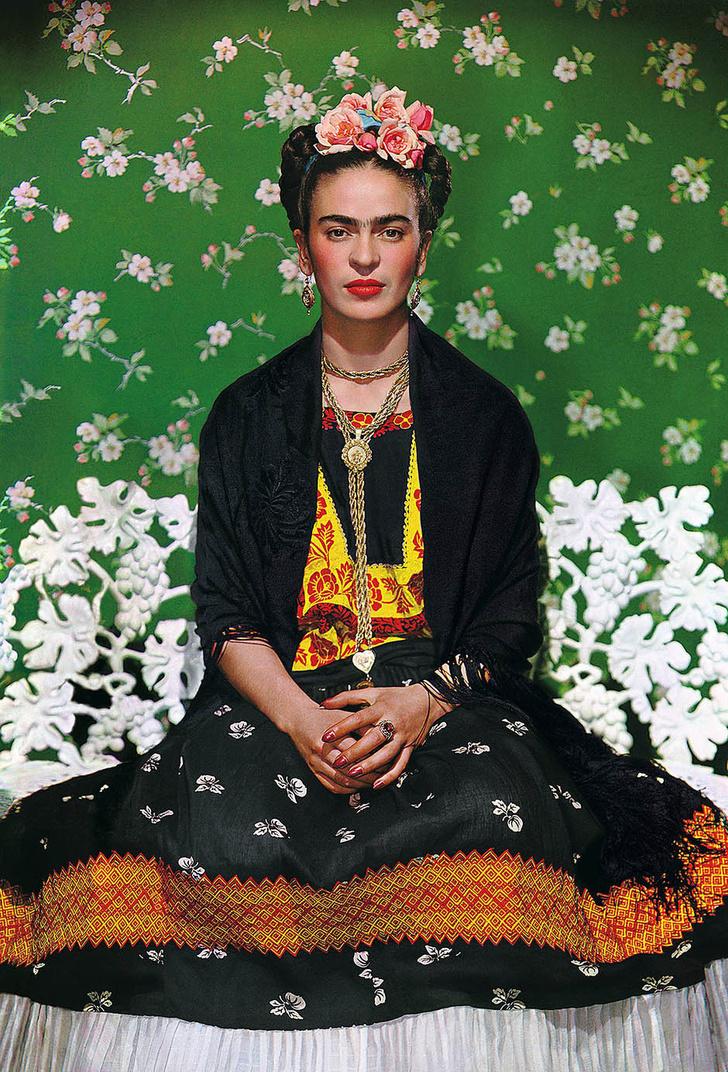 Личные вещи Фриды Кало выставят в музее Виктории и Альберта в Лондоне фото [6]