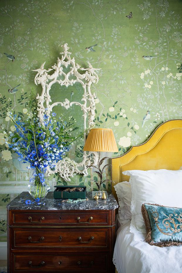 Дом Сесил Гурне: вальс цветов (фото 5)