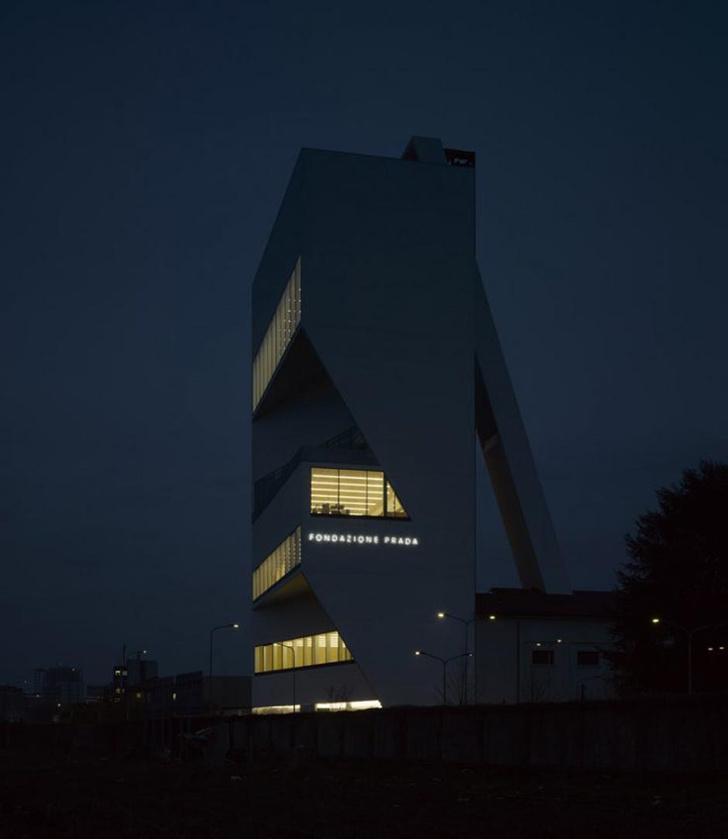 Новое здание Fondazione Prada в Милане откроется в апреле (фото 6)