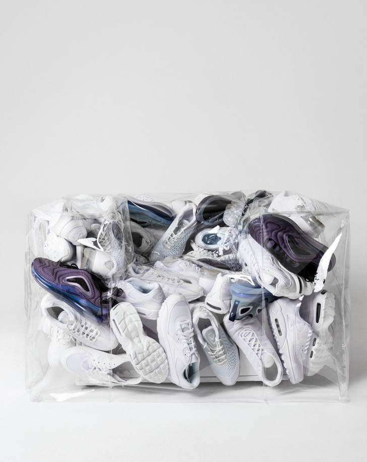 Инсталляция Гарри Нуриева в честь запуска Nike Air Max 720 (фото 4)