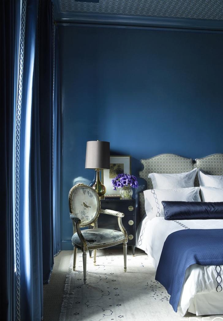 Лучшие цвета для спальни: 5 вариантов (фото 5)