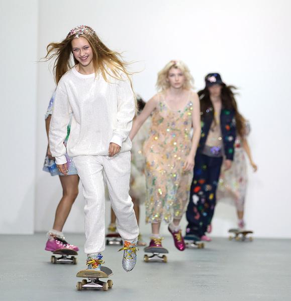 Неделя моды в Лондоне: день пятый | галерея [3] фото [3]