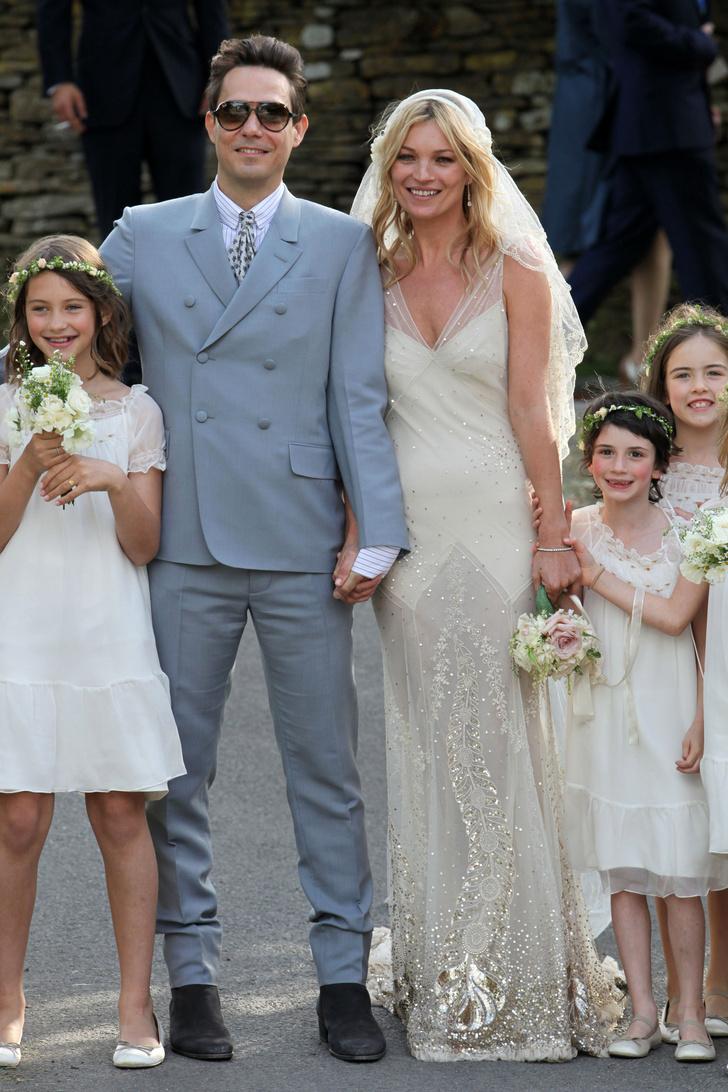 Свадьба Джейми Хинса и Кейт Мосс