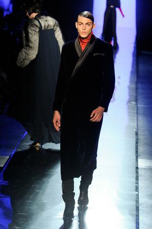 Показ Jean Paul Gaultier коллекции сезона Осень-зима 2011-2012 года Haute couture - www.elle.ru - Подиум - фото 278887