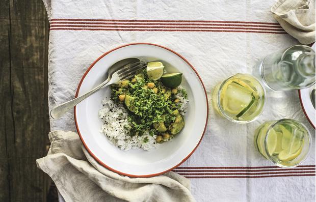 Рецепт дня: овощное карри (фото 2)