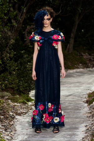 Показ  коллекции сезона Весна-лето 2013 года haute couture - www.elle.ru - Подиум - фото 478968