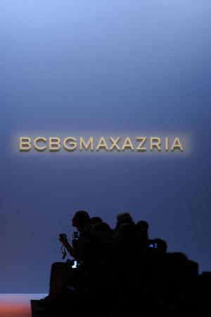 Показ BCBG Max Azria коллекции сезона Весна-лето 2012 года Prêt-à-porter - www.elle.ru - Подиум - фото 291340