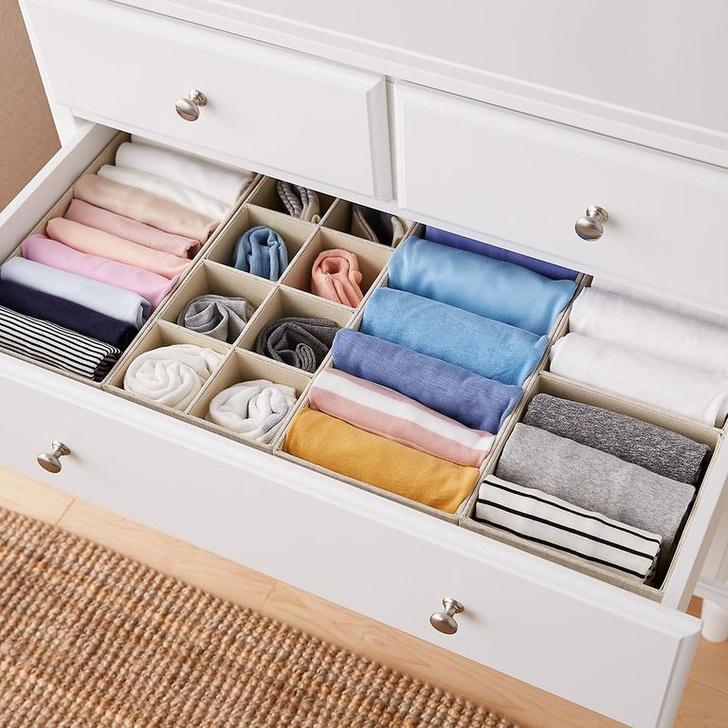 Как навести порядок в шкафу: 9 практичных советов (фото 25)