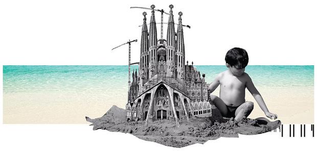 Инстаграм недели: архитектурные коллажи Филипе Васконселоса (фото 3)