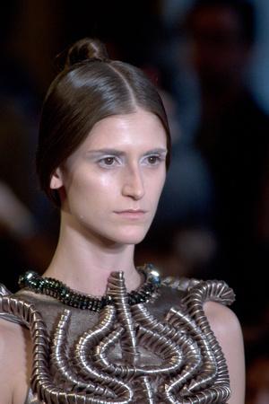 Показ  коллекции сезона Осень-зима 2012-2013 года Haute couture - www.elle.ru - Подиум - фото 403763