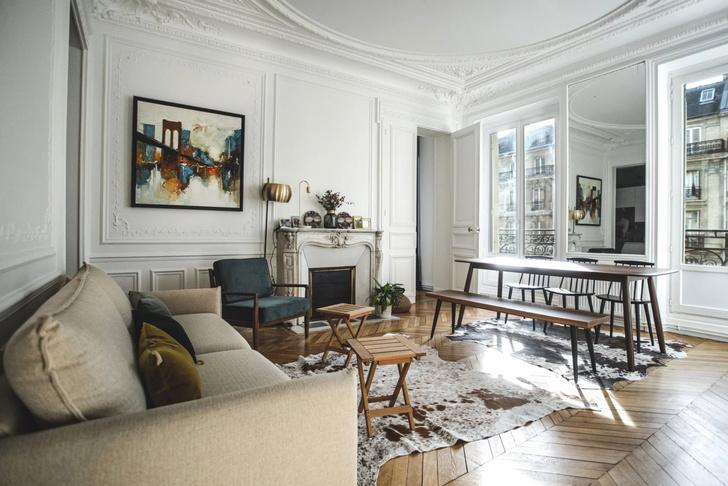 Парижская квартира (фото 0)