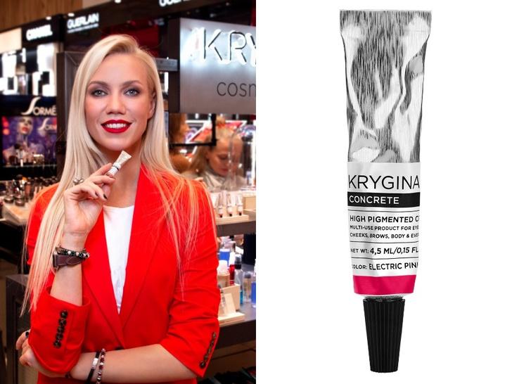 Елена Крыгина запустила собственный косметический бренд (фото 5)