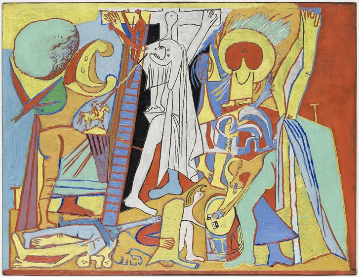 «Пикассо & Хохлова»: художник и его муза в ГМИИ им. А.С. Пушкина (фото 9)