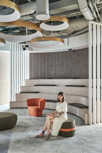 Офис L'Oréal по проекту IND Architects в Москве (фото 7.1)