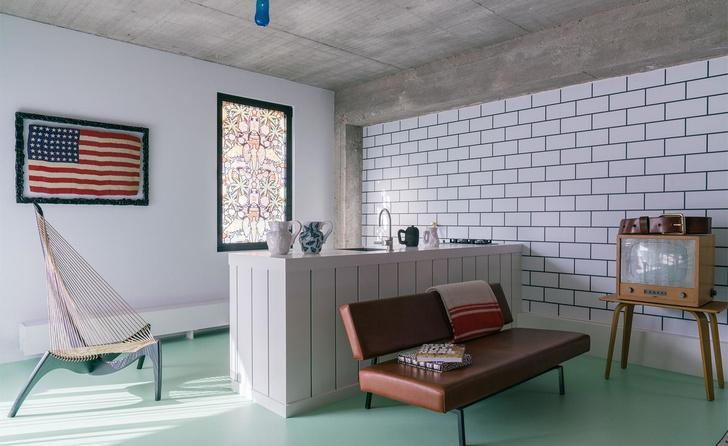 Studio Job обновила интерьеры своей студии в Антверпене (фото 2)