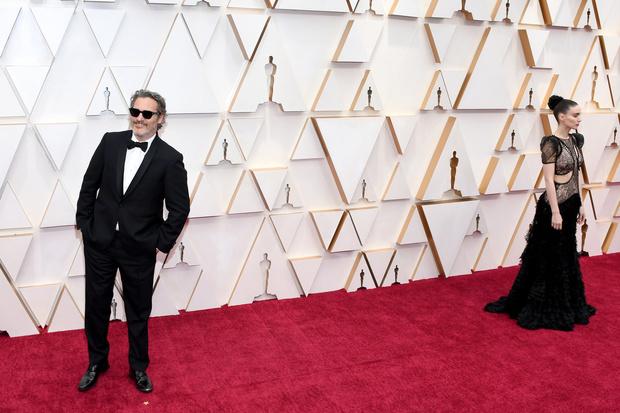 Самые эффектные звездные пары церемонии «Оскар-2020» (фото 7)