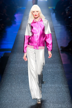 Показы мод Jean Paul Gaultier Весна-лето 2013   Подиум на ELLE - Подиум - фото 1016