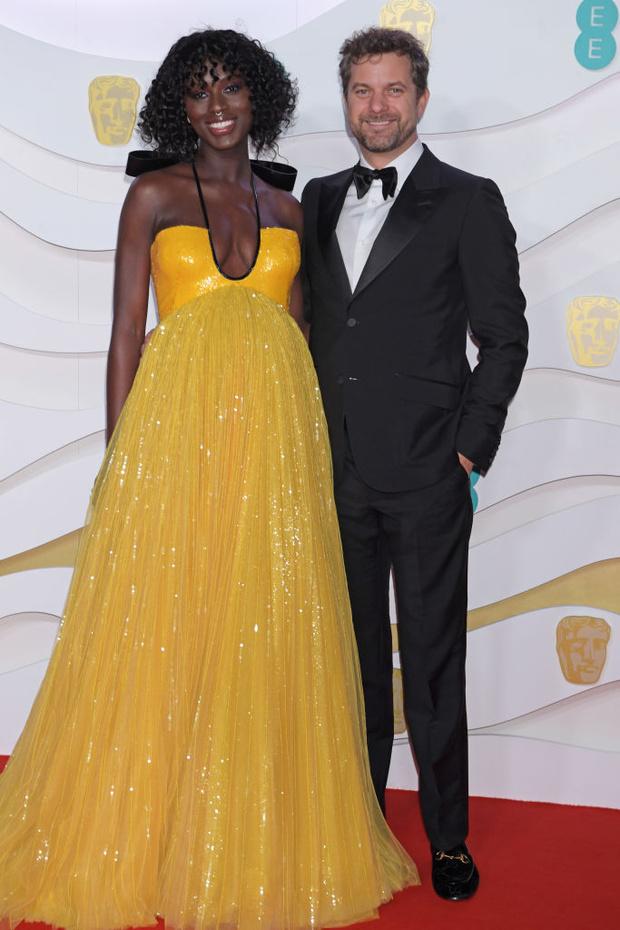 Самое яркое платье церемонии BAFTA: Джоди Тёрнер-Смит в Gucci (фото 1)