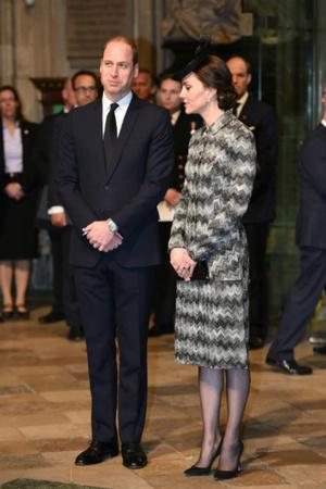 Кейт Миддлтон и принц Уильям последние