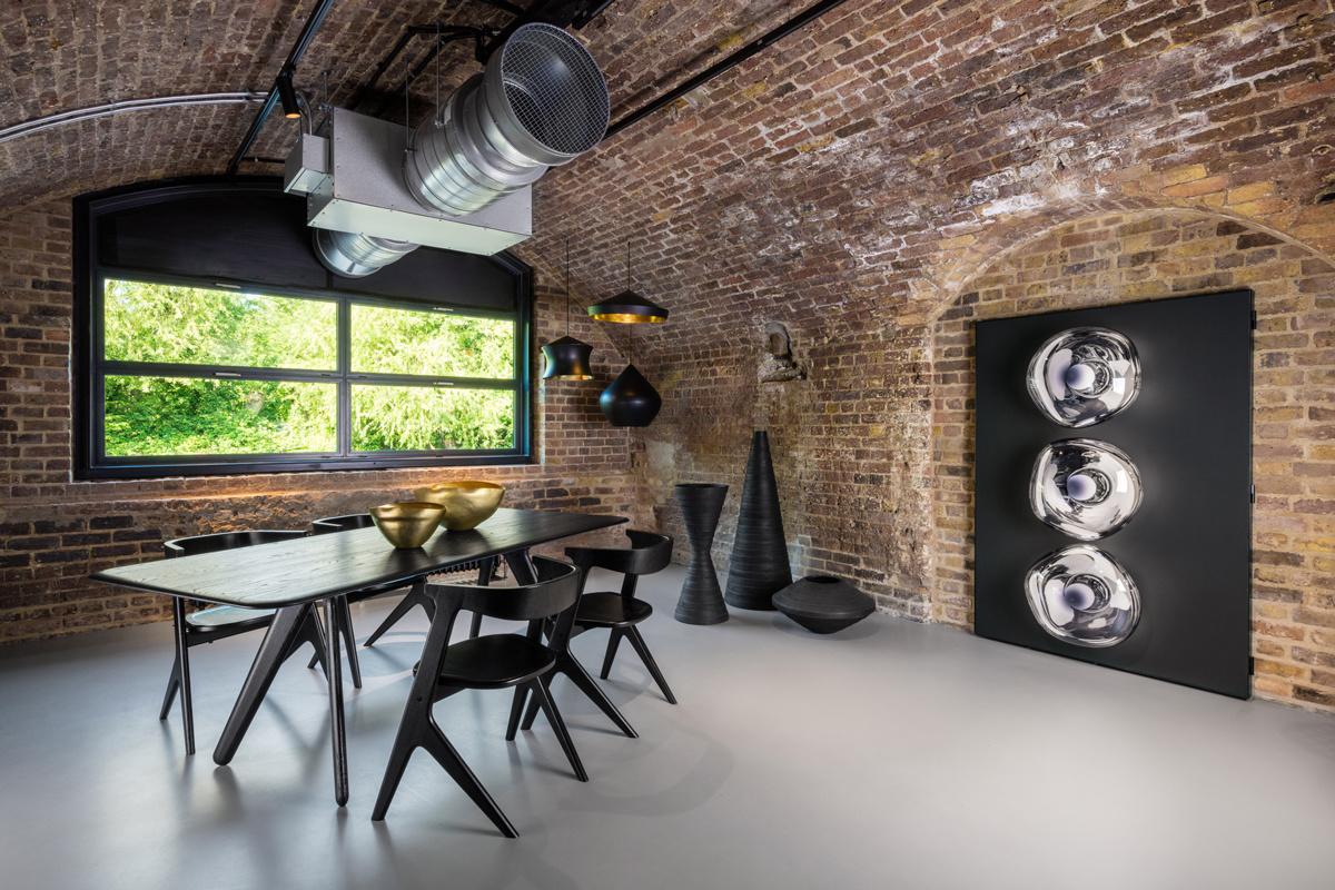 Штаб-квартира Tom Dixon в промышленном районе Лондона (галерея 5, фото 2)