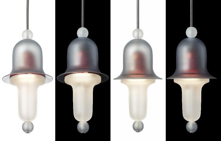 Дима Логинов для Preciosa: светильники Siren (фото 2)