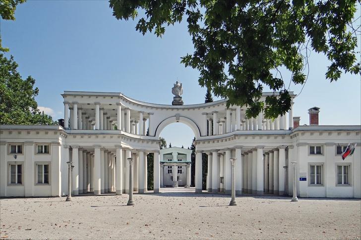 Йоже Плечник: 10 ярких проектов словенского архитектора (фото 8)