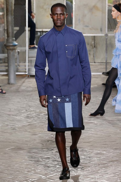 Неделя мужской моды в Париже: лучшие показы | галерея [4] фото [22]