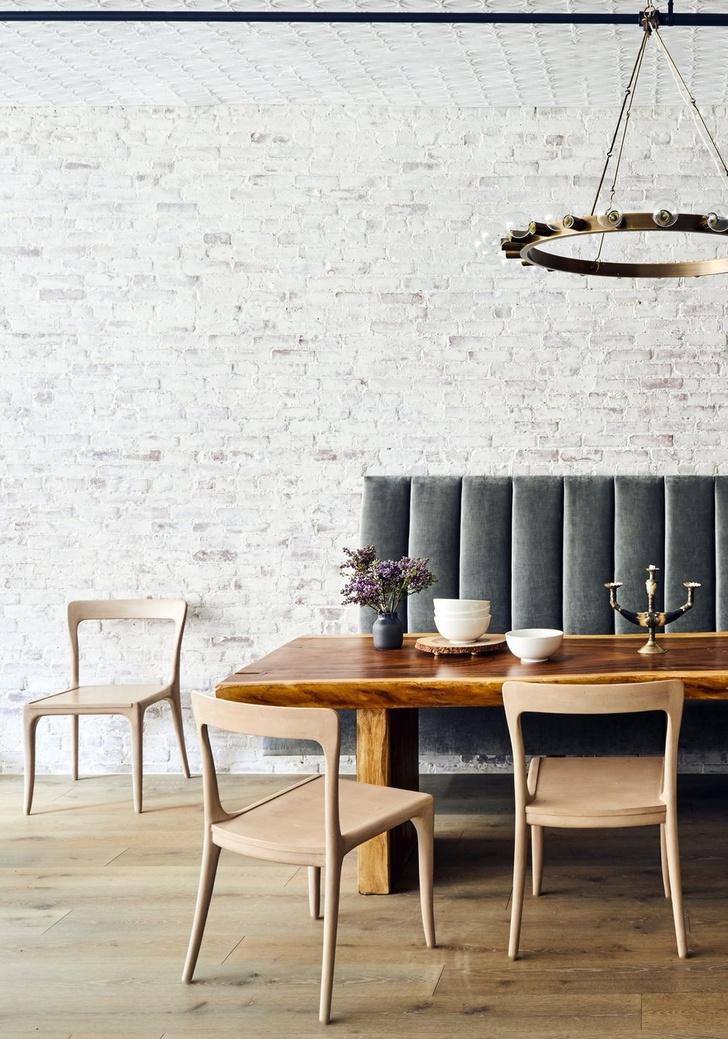 Как сделать интерьер в индустриальном стиле уютнее: 6 идей (фото 13)