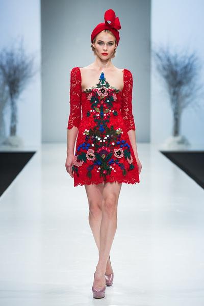 Неделя моды в Москве: обзор коллекций | галерея [5] фото [1]