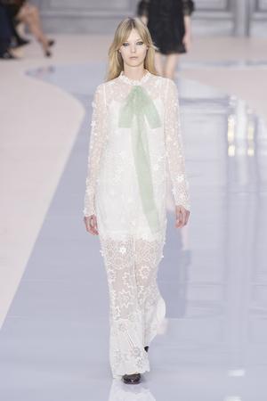 Показы мод Chloé Осень-зима 2017-2018 | Подиум на ELLE - Подиум - фото 4874