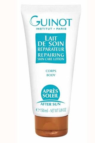 Молочко для тела Apres Soleil, Guinot
