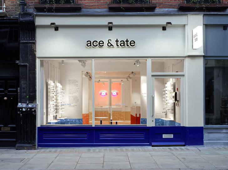 С широко раскрытыми глазами: яркий магазин очков Ace & Tate в Сохо (фото 7)