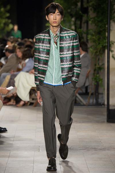 Неделя мужской моды в Париже: лучшие показы | галерея [8] фото [12]