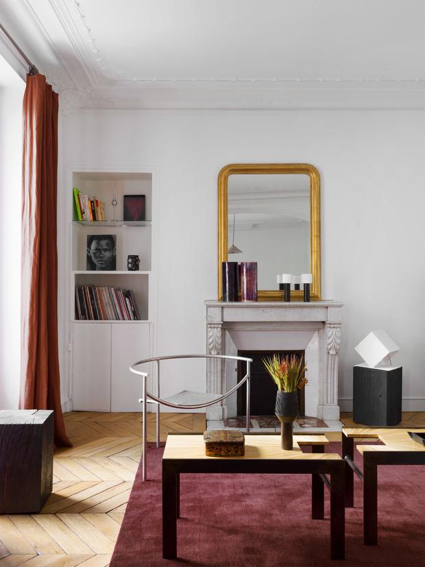 Второе дыхание: реновация парижской квартиры XIX века (фото 5)