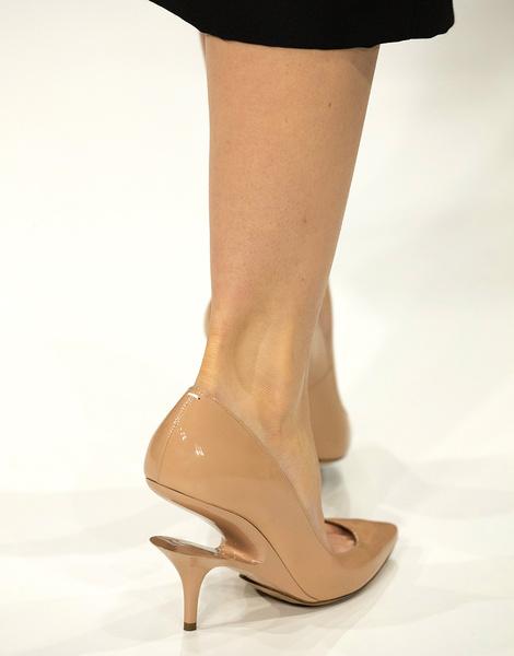 Итоги Недель моды: самая красивая обувь | галерея [5] фото [2]