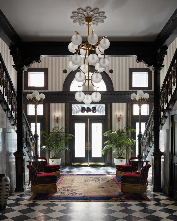 Отель Maison de la Luz в Новом Орлеане (фото 2)