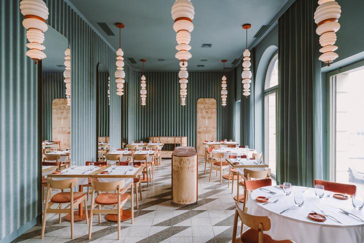 Ресторан Opasly Tom в Варшаве (фото 0)