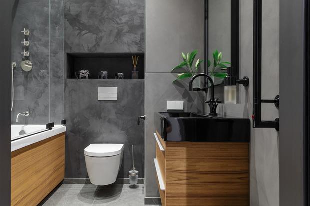 Tabula rasa: минималистичная квартира 72 м² (фото 12)
