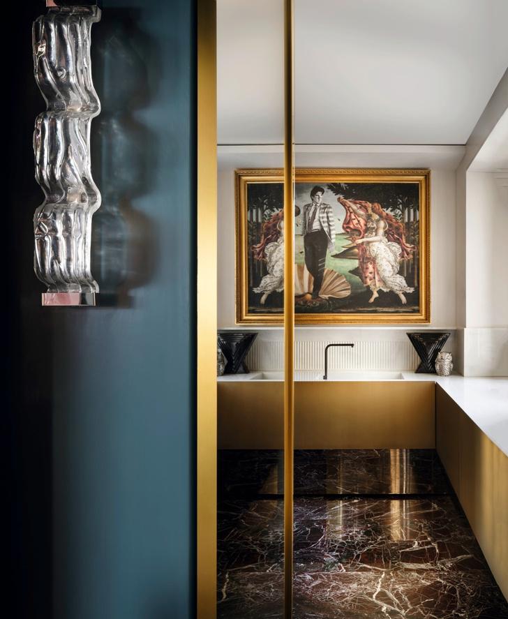 Интерьер с обложки: квартира архитектора   Луки Бомбассеи в Милане (фото 15)