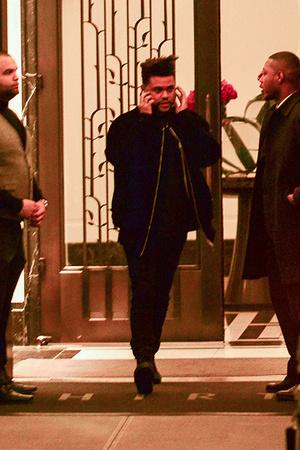 История продолжается: The Weeknd и Белла Хадид снова вместе? фото [3]