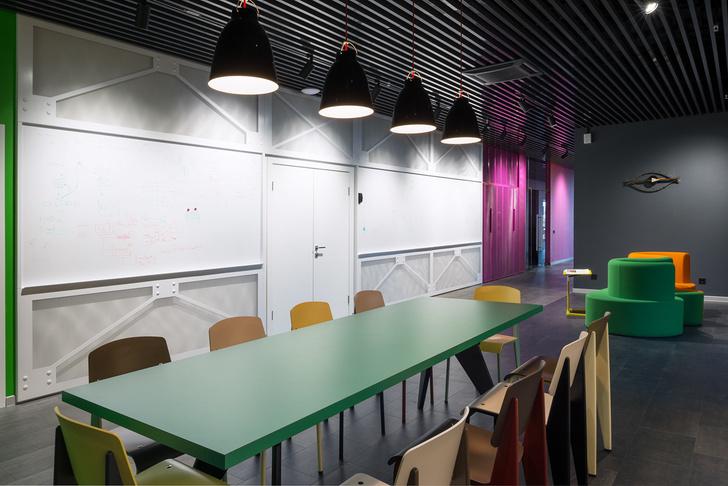 Эргономичный офис 780 м² в Санкт-Петербурге (фото 0)