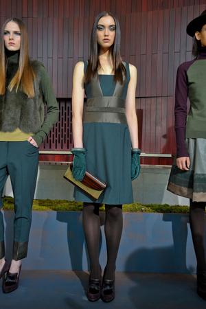 Показ Rachel Roy коллекции сезона Осень-зима 2012-2013 года Prêt-à-porter - www.elle.ru - Подиум - фото 343301