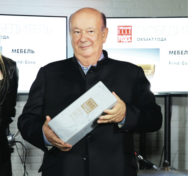 ELLE DECORATION вручил премию «Выбор года» 2014 (фото 16)