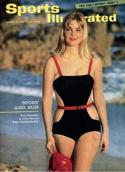 Опубликована обложка нового номера Sports Illustrated Swimsuit Issue   галерея [1] фото [43]
